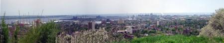 My First Panoramic Image - Hamilton, Ontario