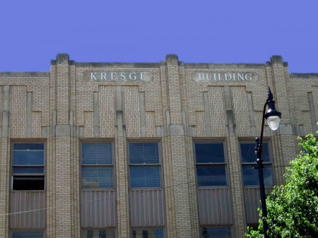 Kresge  Five and Dime Store Building