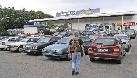 Walmart has invaded Berlin