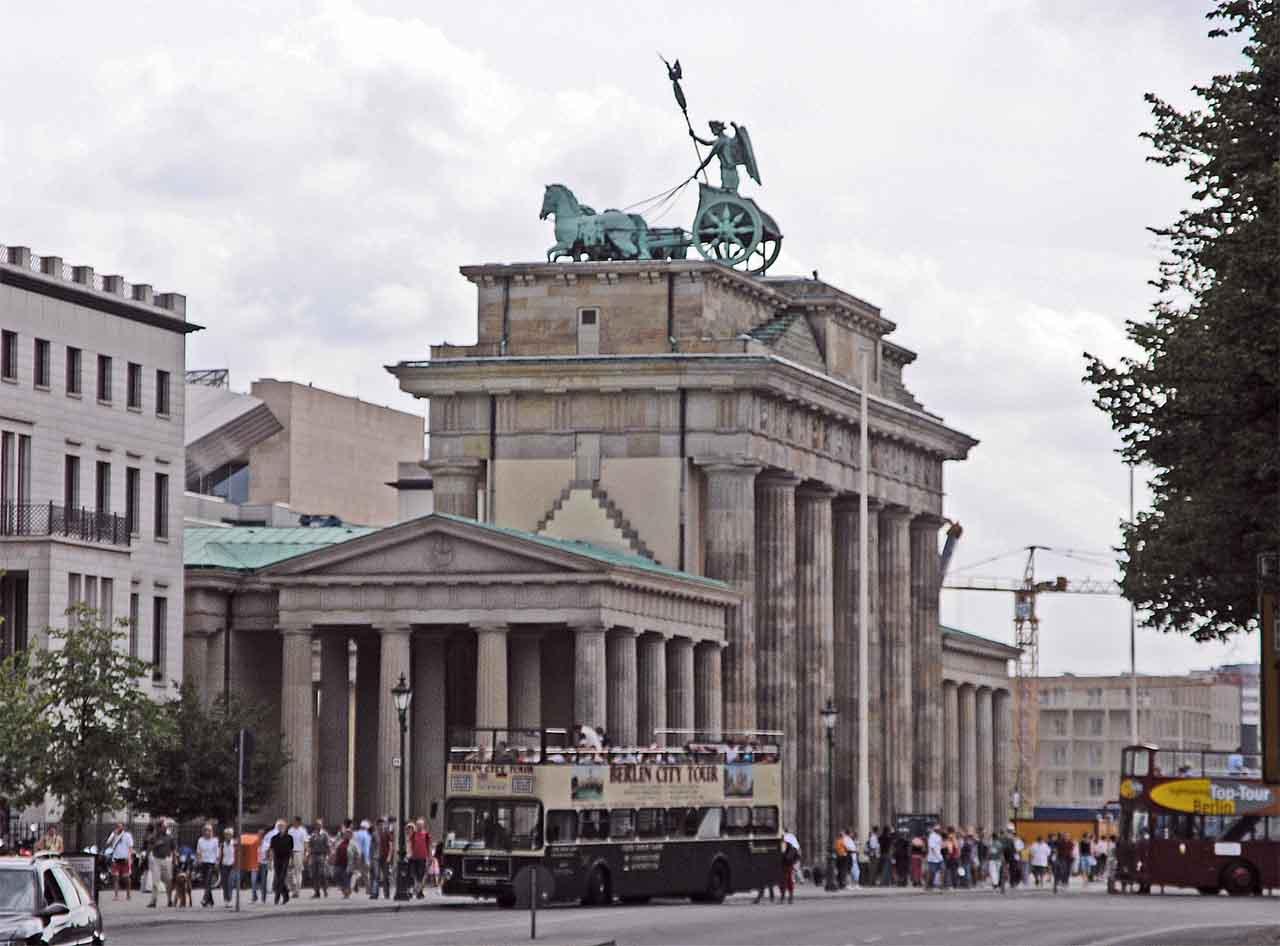 Brandenburg Gate Pictures of The Brandenburg Gate