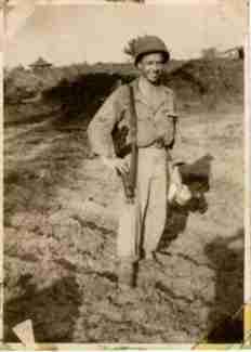 Arnold William Messersmith - New Guinea - 1944