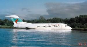 Air Niugini's Jet Boat Service