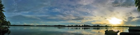 Morning Panorama