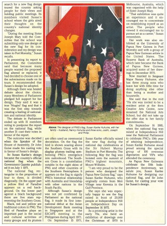 Our Flag Maker from Paradise Magazine - page 2