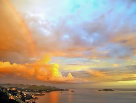 Astounding sky shot by Rich Jones