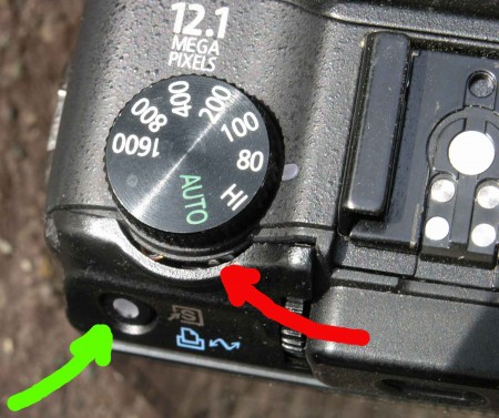Damage to Canon G-9 caused by thief when he dropped it
