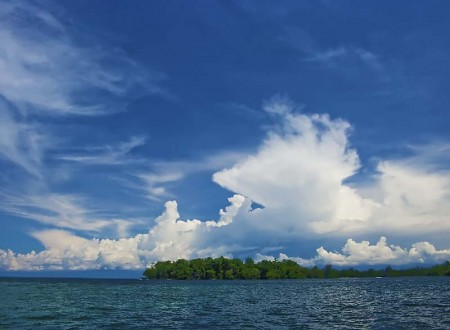 North end of Kranket Island