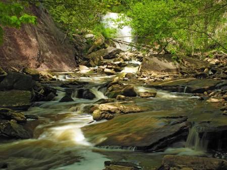 Grindstone Falls - Hamilton, Ontario