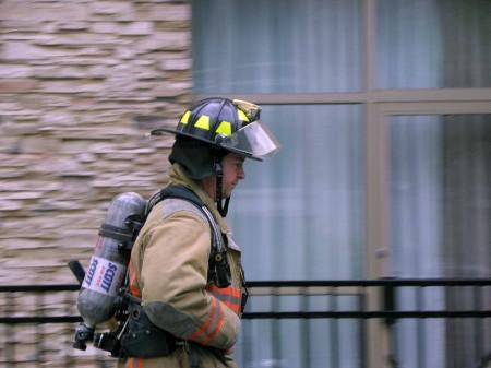 A Hamilton fireman investigates