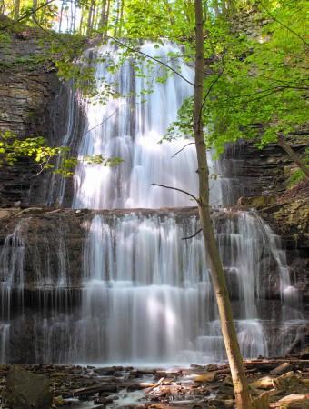 Sherman Falls - Hamilton, Ontario