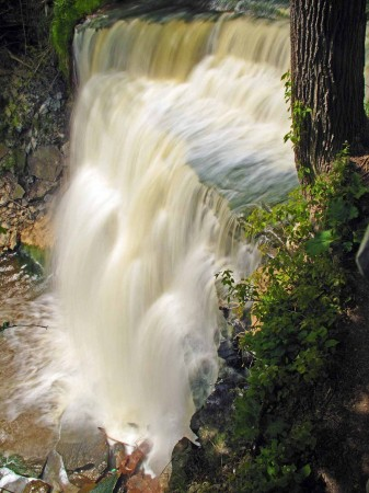 Some waterfall in Hamilton, Ontario