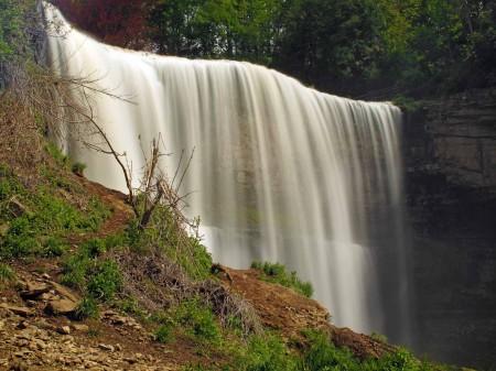 Webster Falls - Hamilton, Ontario