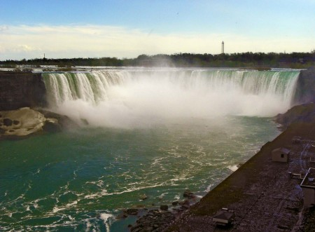 Niagara Falls, the Canadian version