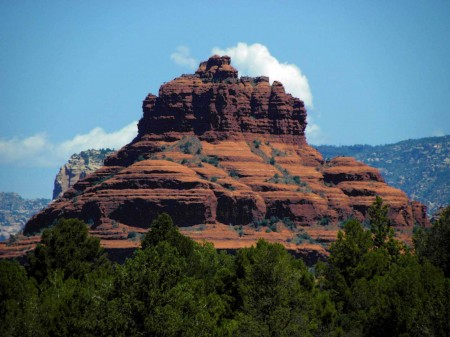 Bell Mountain - Sedona, Arizona