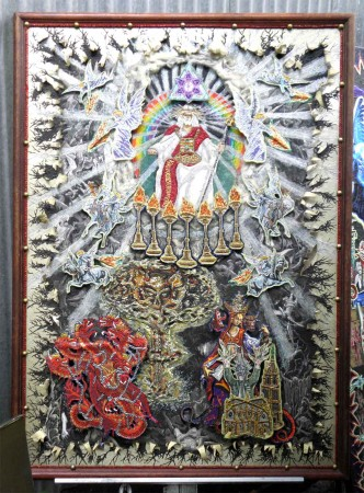 By Sedona, Arizona artist, Dean Chetwynd - Jan Messersmith