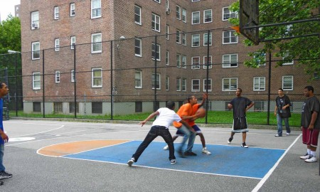 Basketball - Harlem - New York City