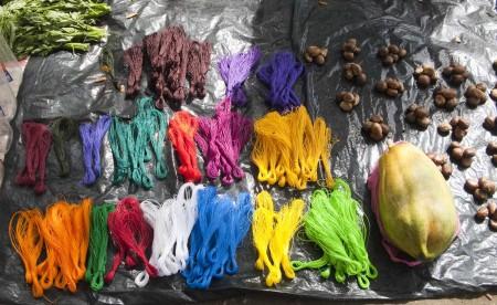 Market yarn