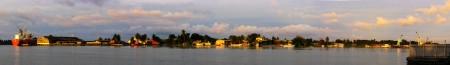 Madang - a Winelight Panorama